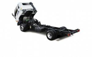 Преимущества городского грузовика Hyundai HD65