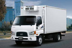 Городской грузовик Hyundai HD65