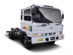 Обзор Hyundai HD 120