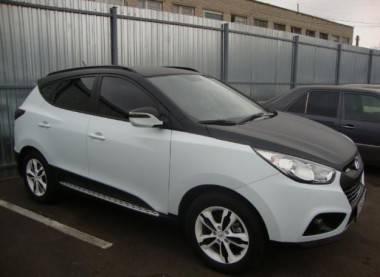 Тюнинг Hyundai ix35