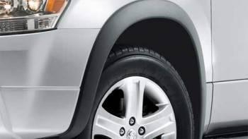 Расширение колесных арок Hyundai ix35