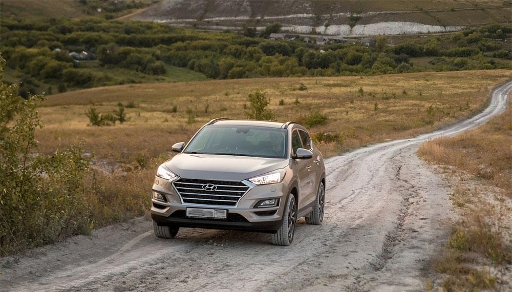 Тест-драйв Hyundai Tucson – рестайлинг 2018-2019 года