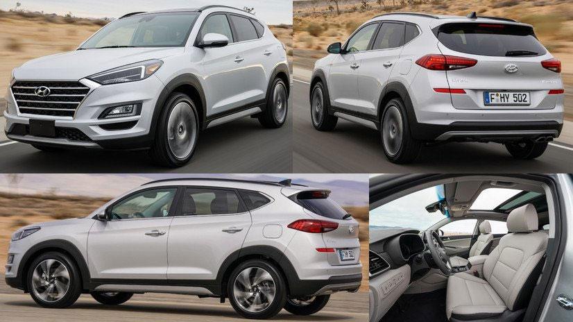 Технические характеристики нового Hyundai Tucson