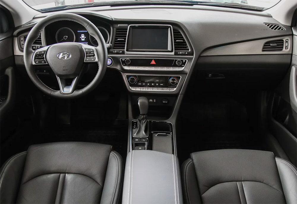 Hyundai Sonata в новом кузове (модель 2019 года) – фото и описание