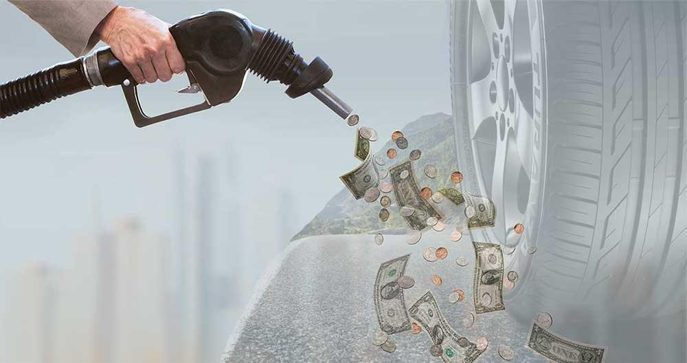 Как автомобильные шины помогают экономить деньги