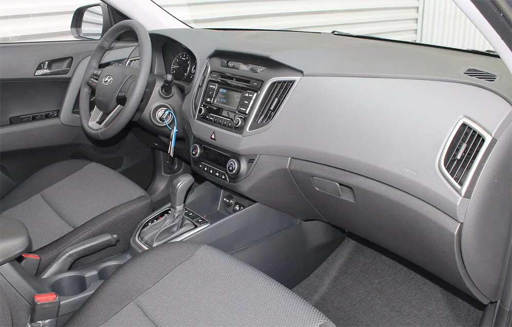 Hyundai Creta комплектация Актив (Active)