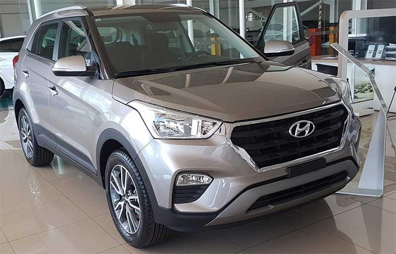 Hyundai Creta – что входит в комплектацию Limited Edition