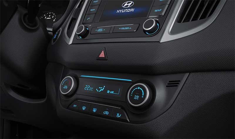 Hyundai Грета (Creta) 2018-2019 комплектация Комфорт