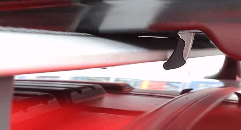 Как установить багажник на крышу Hyundai Creta: на рейлинги и без них