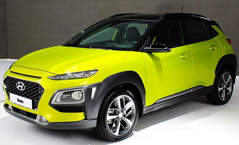 Тест Hyundai Kona