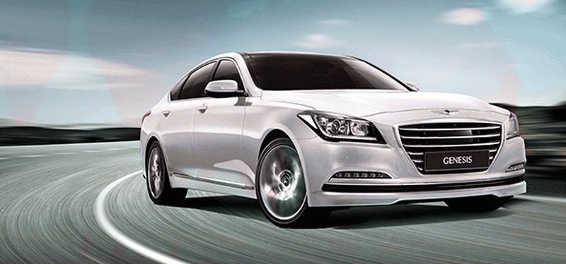 Все модели бизнес-класса Hyundai