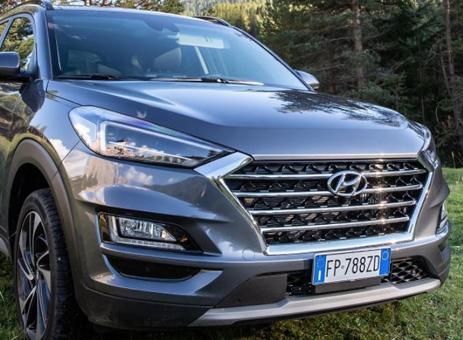Преимущества Hyundai Tucson
