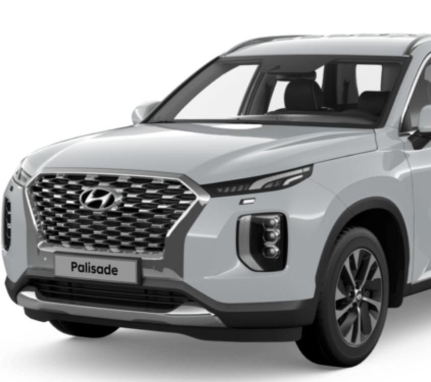 Описательные характеристики Hyundai Palisade
