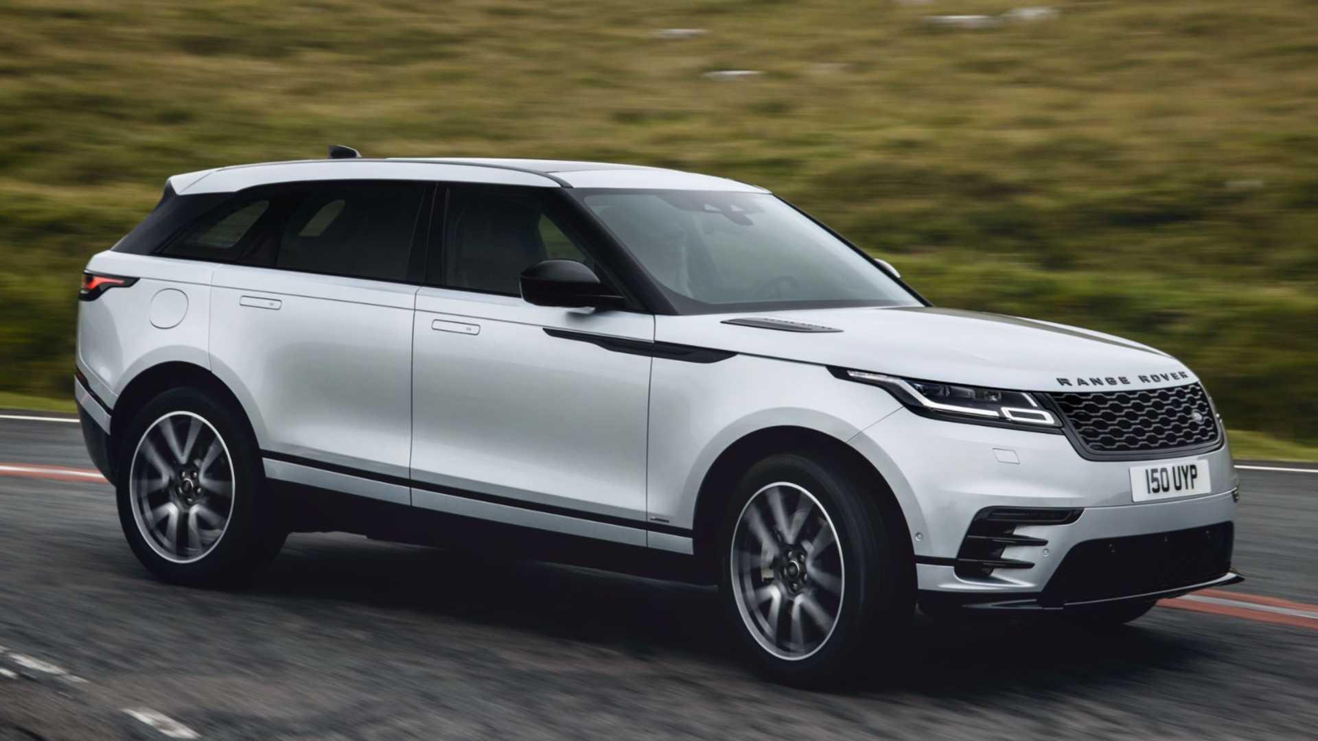 Обзор автомобиля Land Rover