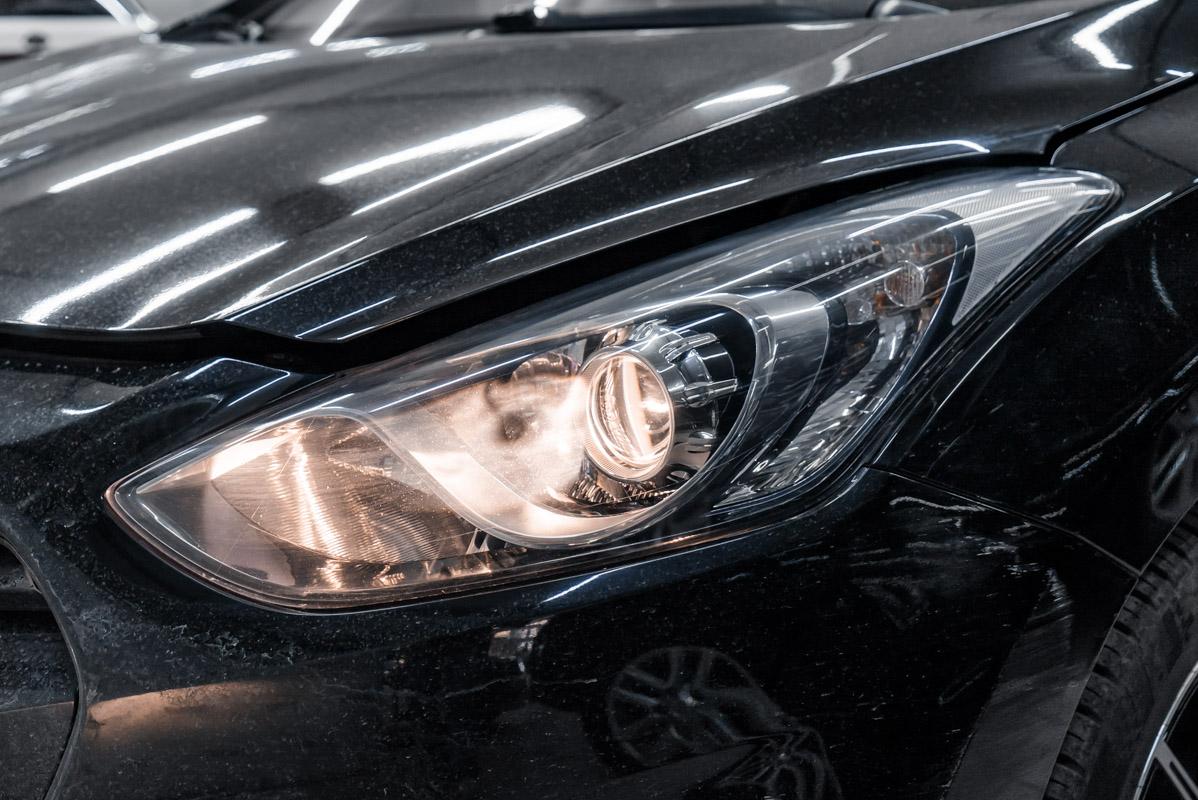 Выбор правильной лампы для фар автомобиля